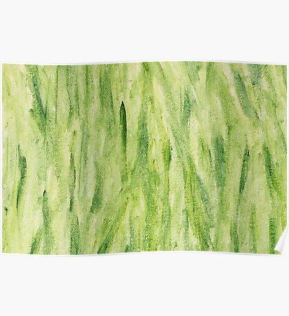 Impression Seaweed Poster