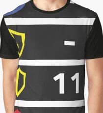 Reflex Item Timers Graphic T-Shirt
