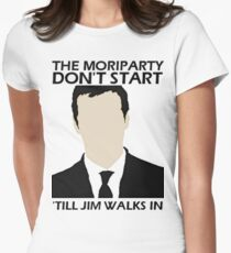MoriPARTY Women's Fitted T-Shirt