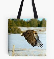 """""""Gently Soaring By"""" Tote Bag"""