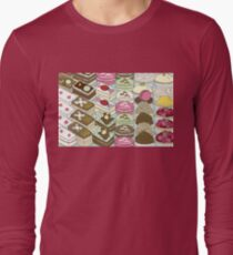 Cakes Cakes Cakes Long Sleeve T-Shirt