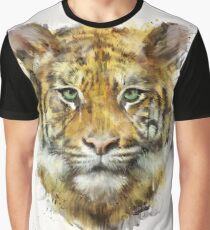 Tiger // Strength Graphic T-Shirt
