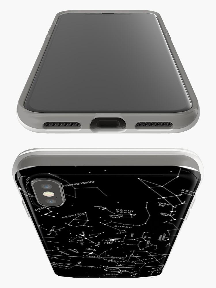 Vista alternativa de Vinilos y fundas para iPhone Constelaciones