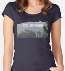 Collingwood Women's Fitted Scoop T-Shirt