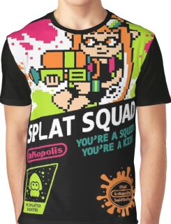 SPLAT SQUAD Graphic T-Shirt