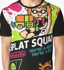 SPLAT SQUAD Graphic T-Shirt