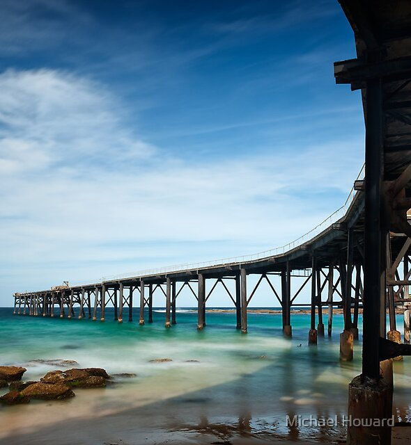 Catherine Hill Bay - 2 by Michael Howard