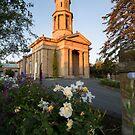 St Georges Church, Battery Point, Tasmania #3 by Chris Cobern