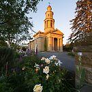 St Georges Church, Battery Point, Tasmania #2 by Chris Cobern