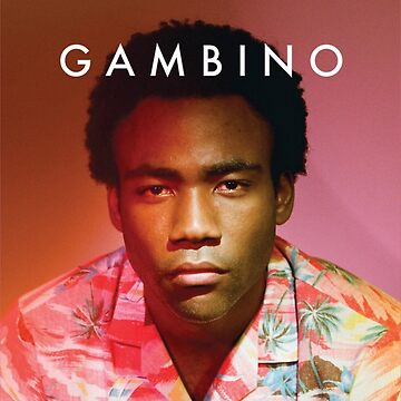 Childish Gambino Because the Internet by MoonStatic