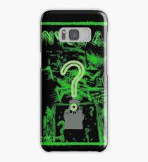 Nygma Graffiti Samsung Galaxy Case/Skin