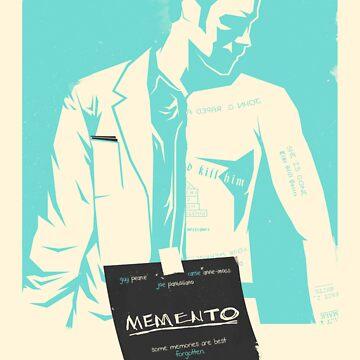 Memento Custom Poster by Rusty100