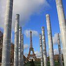 Pillars in Paris by BlackhawkRogue