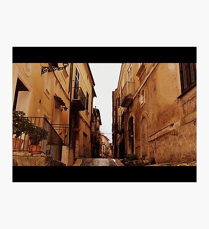 Sant'Agata dei Goti  Photographic Print