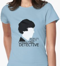 World's Only Consulting Detective V2 (for light coloured tops) T-Shirt