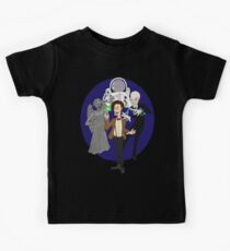 The Eleventh Doctor Kids Tee