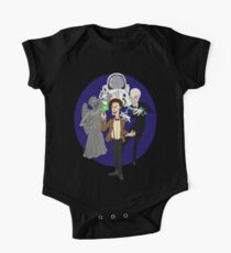 The Eleventh Doctor One Piece - Short Sleeve