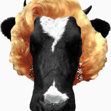 Marilyn MOOnroe by crazythreads