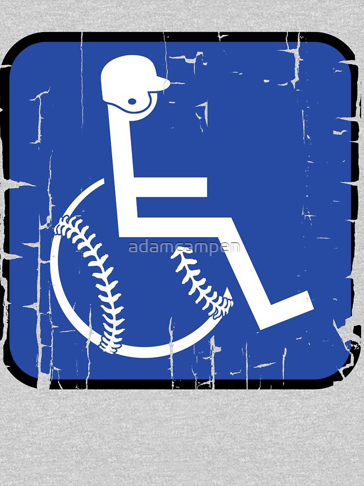 Handicapable  Sports: Baseball by adamcampen