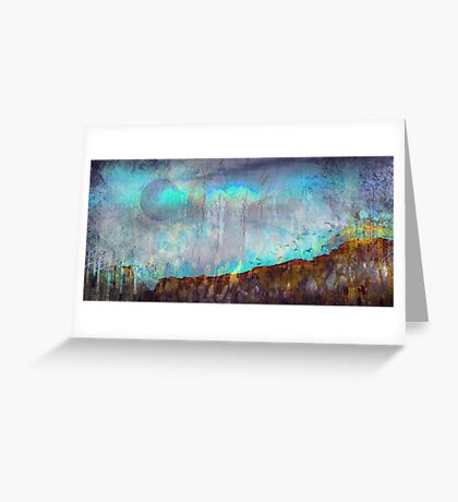 Barely Winter Greeting Card