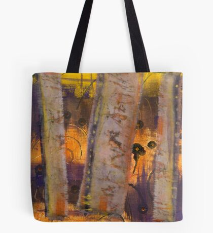 On Shaky Ground Tote Bag
