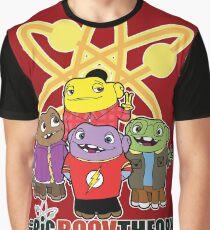 Big Boov Theory Graphic T-Shirt