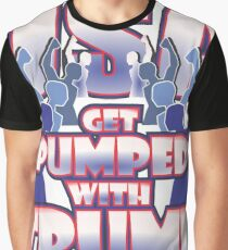 GET PUMPED WITH TRUMP 2016 Graphic T-Shirt