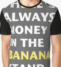 Banana Stand Graphic T-Shirt