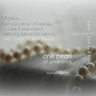 One Pearl of Great Price by Kelly Chiara