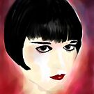 Louise Brooks by Trish Loader