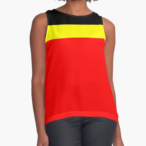 Colorful Toughie Sleeveless Top