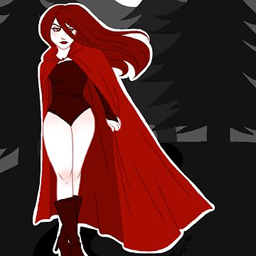 Red by laurendraghetti