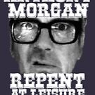 Anthony Morgan - Repent At Leisure (white) by ffarff
