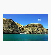 Fleurieu Peninsula coast, South Australia Photographic Print