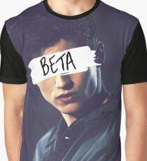 Isaac Lahey | Beta Graphic T-Shirt