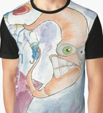 """Earthworm Jim """"Whip It"""" Graphic T-Shirt"""