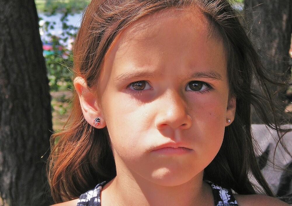 Sad Mouth Mia by ivDAnu