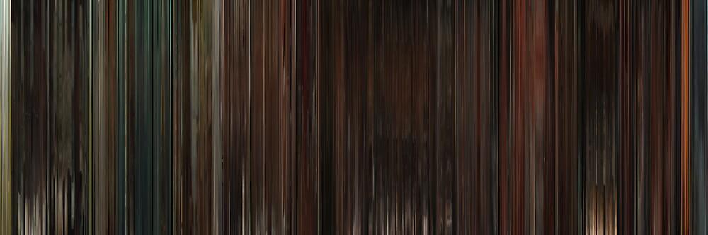 Moviebarcode: Inglourious Basterds (2009) by moviebarcode