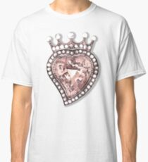 Beloved Pearly Heart Classic T-Shirt