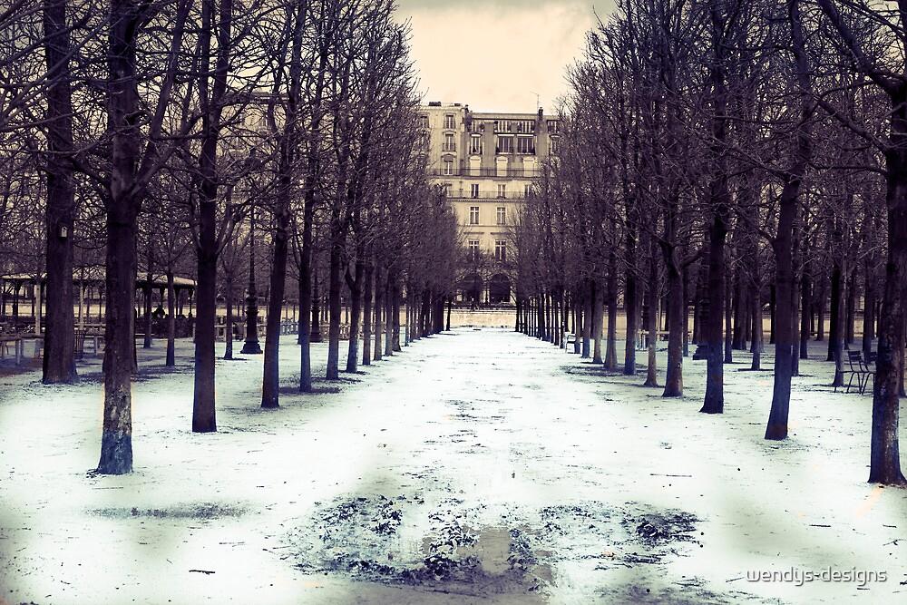 vintage Paris,,, by wendys-designs