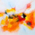 Orange voyage by Lusy Rozumna