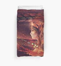 Shadow of a Thousand Lives Duvet Cover