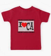 I love California Kids Tee