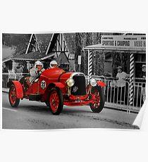Alfa Romeo G1 1921 Poster