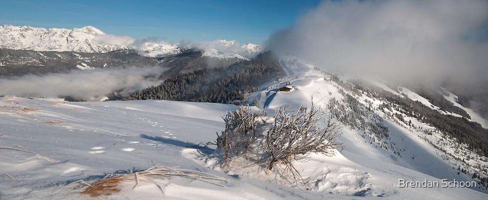 Winter Time by Brendan Schoon