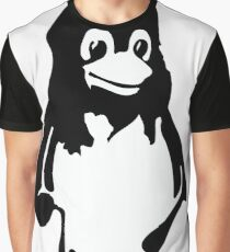 Linux tux Penguin Che  Graphic T-Shirt