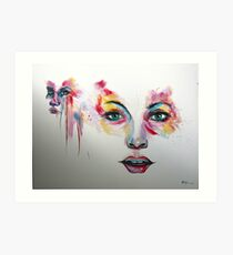 Offended.  Art Print