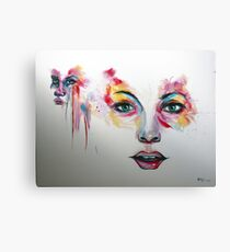 Offended.  Canvas Print