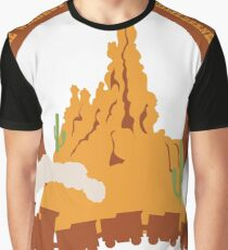 Big Thunder Mountain Railroad Graphic T-Shirt