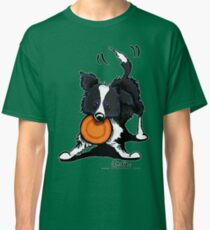 Border Collie @ Play Classic T-Shirt